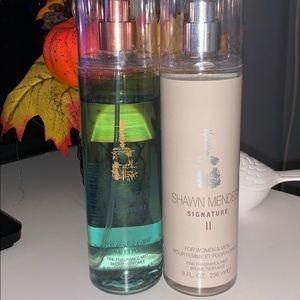 shawn mendes I & II perfumes